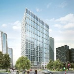 WTC IV, Bruxelles : Bâtiment exemplaire 2012