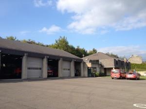 Extension de l'Arsenal des Pompiers à Athus